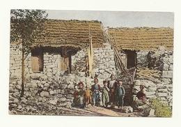 AK Montenegro - Bauernhäuser - 1918 - Montenegro