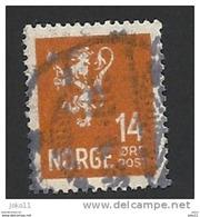 Norwegen, 1926, Mi.-Nr. 121, Gestempelt - Gebraucht