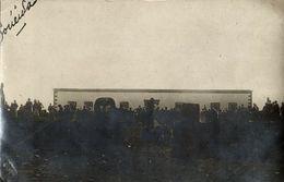 Syria, AS-SUWAYDA السويداء, Unknown Building (1926) RPPC Postcard - Syrie