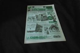 LA VIE DU COLLECTIONNEUR N°111  22 DECEMBRE 1995  CATALOGUES ETRENNES GREVES DU DEBUT SIECLE CRECHES... ACHAT IMMEDIAT - Verzamelaars