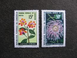 Cameroun : Paire N° 481 Et N° 482. Neufs XX. - Cameroun (1960-...)