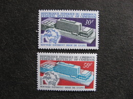Cameroun : TB Paire N° 483 Et N° 484. Neufs XX. - Cameroun (1960-...)