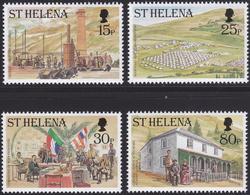 ST.HELENA 2000, Boer War Centennial MNH Complete Set - Saint Helena Island