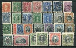 Chile / Int. Teilsammlung Ab Klassik (1/451) - Timbres