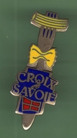 CROIX DE SAVOIE *** 0098 - Badges