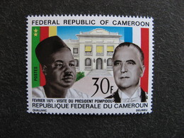 A). Cameroun- TB N° 494, Neuf XX. - Cameroun (1960-...)