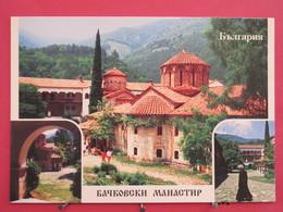 Bulgarie - Bachkovsky Monastery - Très Bon état - Scans Recto-verso - Bulgarie