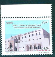 Algeria 2016 Diplomatic Institute 1v MNH - Algeria (1962-...)