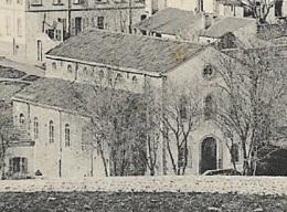 Judaica - Algérie - TIARET - La Synagogue, Petit Plan - Ed. Coll. Id. P.S. 43. - Judaisme