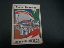 TESSERA CIRCOLO DI RIVAROLO 1951 - Documenti Storici