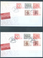 AUSTRALIA  - FDC - 26.9.2009 - FAVOURITE STAMPS - Yv 3088-3097 - Lot 18613 - Premiers Jours (FDC)
