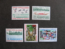 Cameroun-  TB Série  N° 501 Au N° 505. Neufs XX . - Cameroun (1960-...)