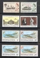 005278 Tristan Da Cunha MNH Lot - Tristan Da Cunha