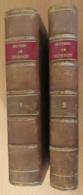 DIDEROT - Oeuvres Choisies - Par François Tulou En 2 Volumes - 1893 - Excellent état - Livres, BD, Revues