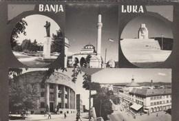 Postcard Banja Luka  Bosnia Yugoslavia 1965 Mosque - Bosnie-Herzegovine