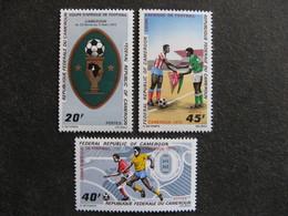 Cameroun-  TB Série  N° 512 Au N° 515. Neufs XX . - Cameroun (1960-...)