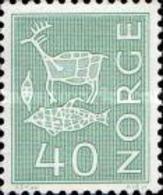 Norway - Rock Engravings-1968 - Norvège