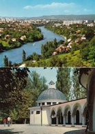 2 X Postcard Banja Luka  Bosnia Yugoslavia - Bosnie-Herzegovine