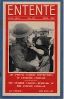 ENTENTE D' AVRIL 1945 / LES PETITES NATIONS DE L'ENTENTE CORDIALE - BELGIQUE LUXEMBOURG DANEMARK HOLLANDE - Books, Magazines, Comics
