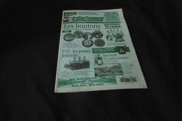 LA VIE DU COLLECTIONNEUR N°102  20 OCTOBRE 1995  LES BOUTONS POSTES JEANNIN BEYROUTH. ACHAT IMMEDIAT - Antigüedades & Colecciones