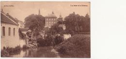 Jodoigne: La Jette Et Le Château.(Erster Weltkrieg) - Jodoigne