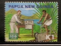 PAPOUASIE NOUVELLE CALEDONIE OBLITERE - Papouasie-Nouvelle-Guinée