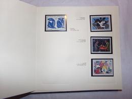 """Livre Dans Son Emboîtage """" L'art Et Le Timbre """" - Other"""