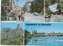 Postcard Bihac Bosnia Yugoslavia - Bosnie-Herzegovine