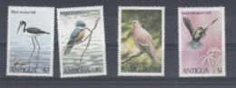 Antigua (BBK) Michel Cat.No. Mh/** 862/595 Birds - Antigua Et Barbuda (1981-...)