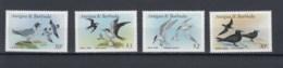 Antigua Und Barbuda (BBK) Michel Cat.No. Mh/** 1015/1018 Birds - Antigua Et Barbuda (1981-...)