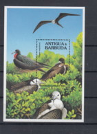 Antigua Und Barbuda (BBK) Michel Cat.No. Mh/** Sheet 190 Birds - Antigua Et Barbuda (1981-...)