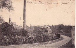 Tubize: Route De Tubize à Clabecq. - Tubize