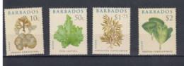 Barbados (BBK) Michel Cat.No. Mnh/** 1152/1155 - Barbades (1966-...)
