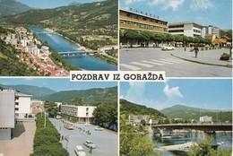 Postcard Gorazde Bosnia Yugoslavia - Bosnie-Herzegovine