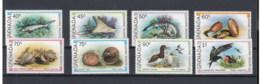 Grenada  (BBK) Michel Cat.No. Mnh/** 974/981 Birds - Grenade (1974-...)