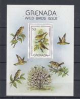 Grenada  (BBK) Michel Cat.No. Mnh/** Sheet 89 Bird - Grenade (1974-...)