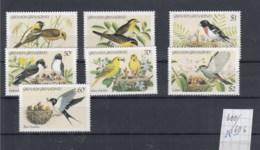 Grenada Grenadinen (BBK) Michel Cat.No. Mnh/**600/606 Birds - Grenade (1974-...)