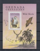 Grenada Grenadinen (BBK) Michel Cat.No. Mnh/** Sheet 49 Birds - Grenada (1974-...)