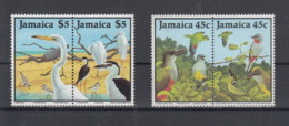 Jamaica (BBK) Michel Cat.No. Mnh/** 687/690 Birds - Jamaica (1962-...)