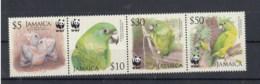 Jamaica (BBK) Michel Cat.No. Mnh/** 1122/1125 Birds - Jamaica (1962-...)