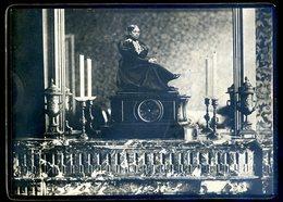 Photo Originale Circa 1900 étonnante Photo Montage Surréalisme 17 X 12 Cm  M1 - Anciennes (Av. 1900)
