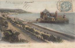 (06) ALPES MARITIMES - NICE - La Jetée Promenade - Monuments, édifices
