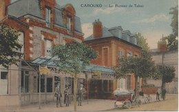 14  CABOURG  LE  BUREAU DE TABAC - Cabourg