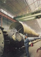 Postcard Energoinvest Factory Sarajevo Bosnia Yugoslavia - Bosnie-Herzegovine