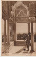 CPA  - TUNIS - JOUEUR DE FLÛTE A LA KOUBA - 322 - - Túnez