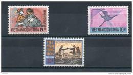 Vietnam Du Sud. Distribution Du Courrier - Viêt-Nam