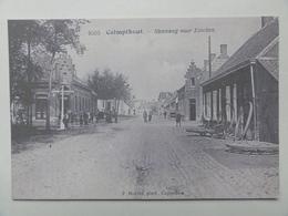 Kalmthout / Calmpthout, Steenweg Naar Esschen Ongelopen (hoelen) - Kalmthout