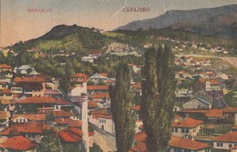 Postcard Sarajevo  Bosnia Kingdom Yugoslavia  Mosque - Bosnie-Herzegovine