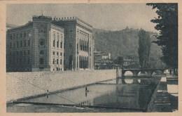 Postcard Sarajevo Bosnia Yugoslavia 1957 - Bosnie-Herzegovine