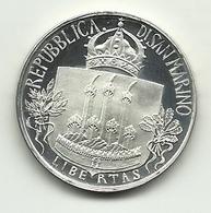 1985 - San Marino 1.000 Lire - Bach - San Marino